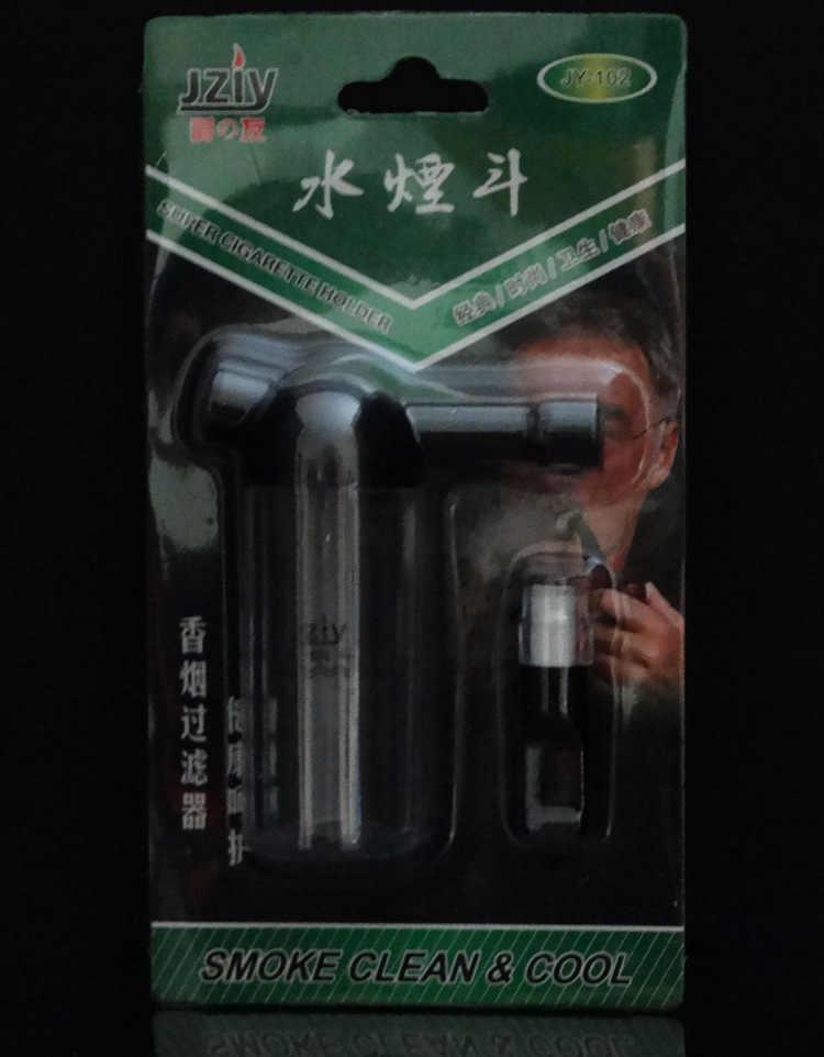 1 قطعة ثني الأنابيب السجائر اكسسوارات تصفية التبغ أنابيب حامل بوق الترشيح تنظيف حامل هدايا للرجال