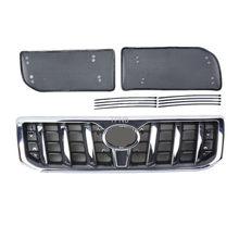 Сетка для насекомых из нержавеющей стали, аксессуары для Toyota Land Cruiser Prado 120 2003 2004 2005 2006 2007 2008 2009