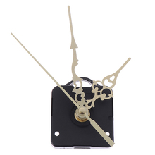 1 Set Berufs Uhr Mechanismus Uhrwerk Praktische Quarz Wanduhr Bewegung Heißer Verkauf cheap Wanduhren CN (Herkunft) Nadel SQUARE Metall