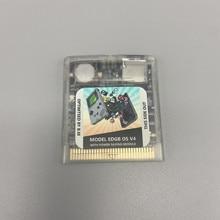 EDGB Custom Game Cartridge China Version  Remix Game card for gameboy-DMG GB GBC Game Console Peogrammer Power saving version