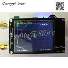 NanoVNA Vector Analizzatore di Rete Analizzatore di Antenna A Onde Corte MF HF VHF UHF Genius