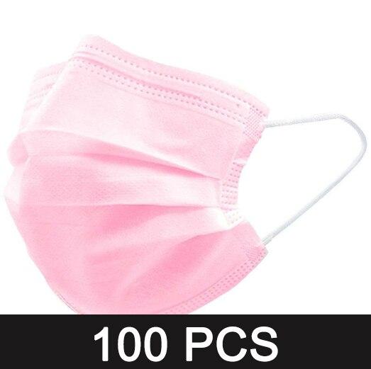 100 pcs Pink