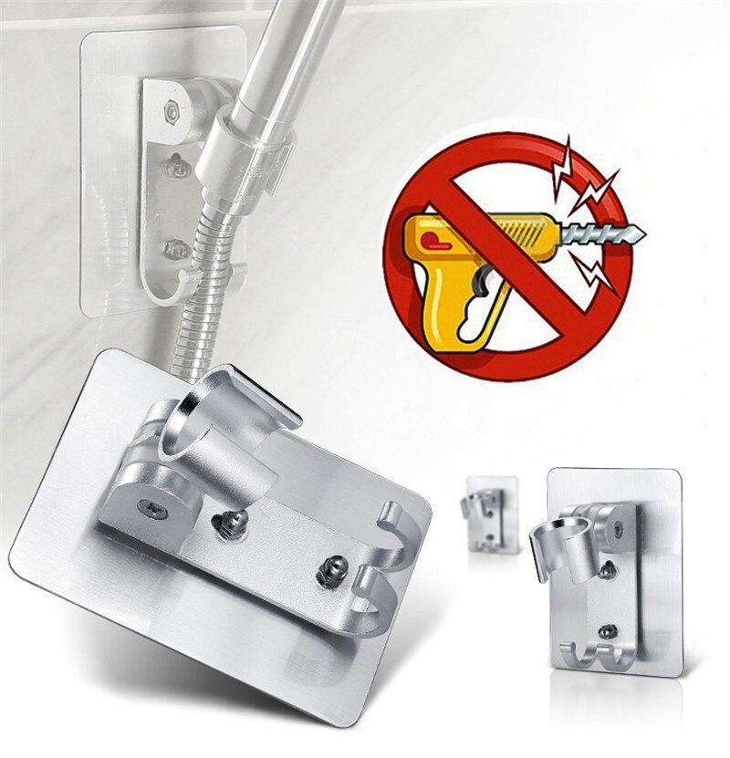 Shower Head Support Douchette Soporte Ducha Bathroom Accessories Shower Mount Showerhead Holder Chuveiro Shower Head Holders