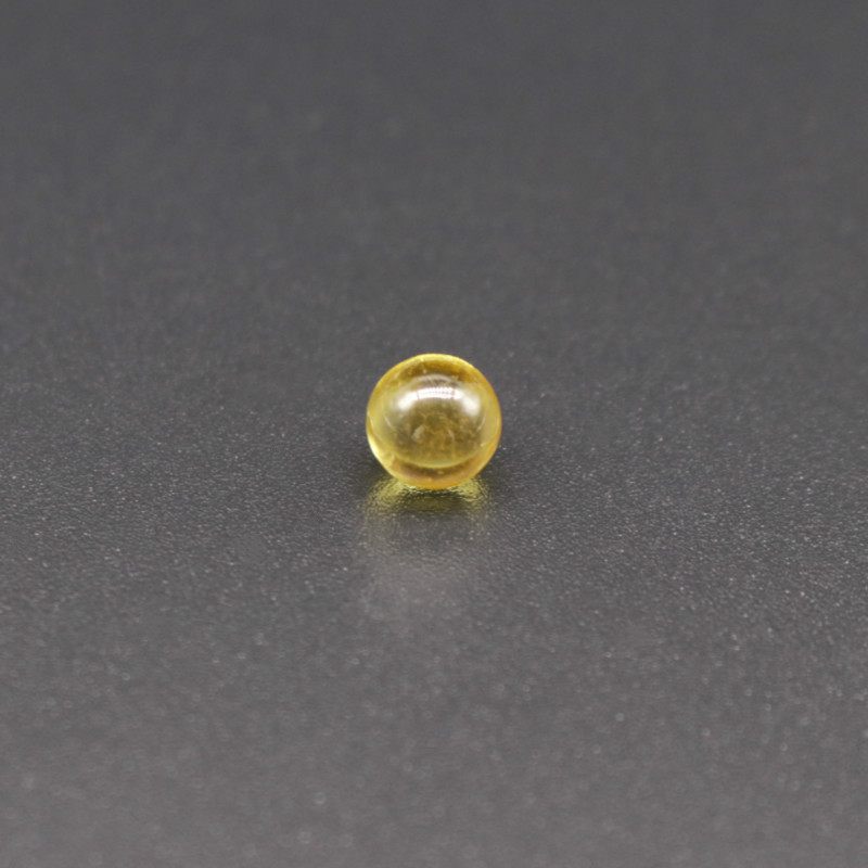 OD 6mm Terp Pearls Ball Terp Pearl For Quartz Banger Nails dab rig Glass Bongs 6