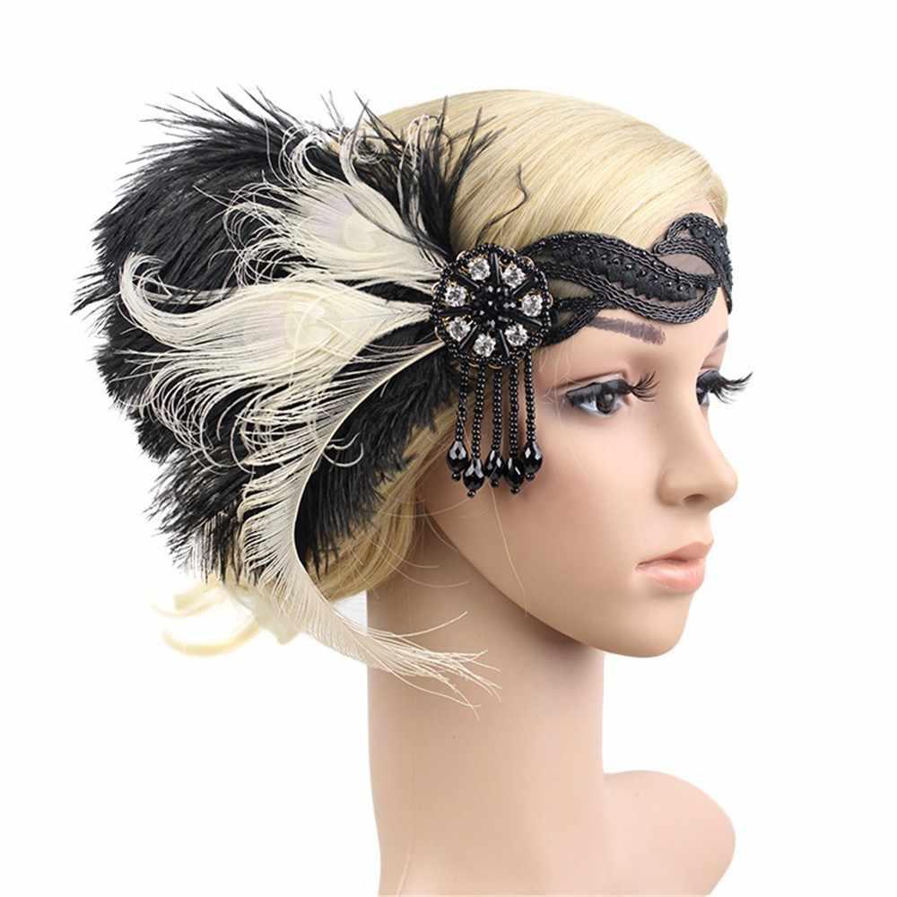 Phụ Nữ Mũ Trụ Hình Chim Công Nữ Thời Trang Phụ Kiện Mũ Nón Cói Nữ Ban Nhạc Phụ Kiện Tóc Mũ Đội Đầu Cô Gái Vintage Tóc Vật Trang Trí
