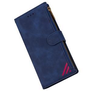 Image 2 - Folio Case for Xiaomi Redmi Note 9S PU Leather Zipper Magnetic Closure Wallet Cover Redmi Note 9Pro Redmi Note 8 Pro Mi 10 Pro