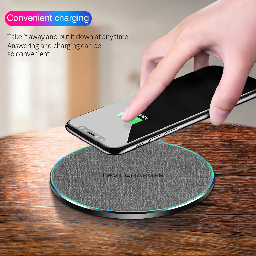 Chargeur sans fil ROCK 10W rapide Charge