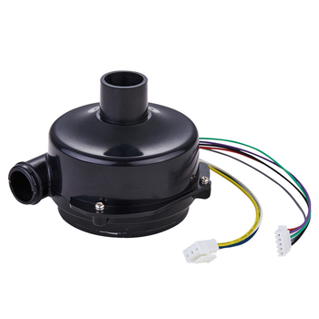 цена на 140W 8kPa DC24V Micro adjustable speed brushless centrifugal air blower fan for air cleaner