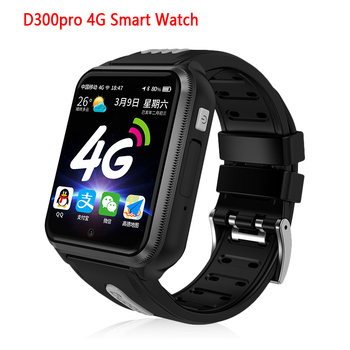 D300pro 4G Children Smart Watch GPS Wifi IP67 Waterproof 1080Mah Large Battery with Sim card and TF card Camera Video Smartwatch