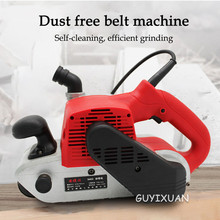 Woodworking Belt-Machine Sander Portable Small 220V Commercial Dust-Free Household