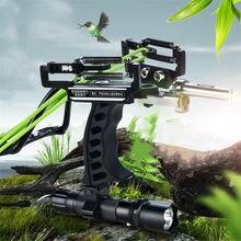 2020 laser estilingue g5 caça acessórios pesca estilingue tiro catapulta arco resto poderoso estilingue tiro peixe besta
