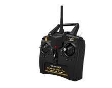 Volantex RC 4CH Transmitter EAT403 & EAR403 5CH Receiver with Gyro for RC PLANE Decathlon 765-1, 76502;76801;76702;76702-FPV(China)