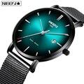 Relogio Masculino NIBOSI Uhr Männer Einfache Mode Schweizer Marke Quarzuhr Luxus Kreative Wasserdicht Datum Casual Männer Uhren