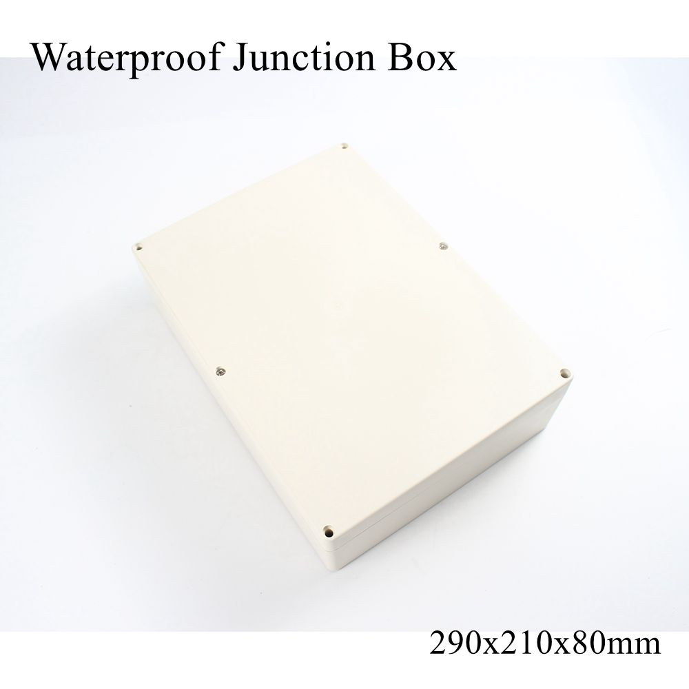 5PCS 6 Position Terminals Waterproof Electric Project Junction Box