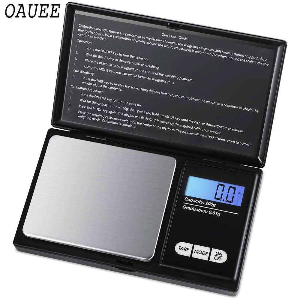 Electric Weighing Scale Portable, Digital /& Stainless