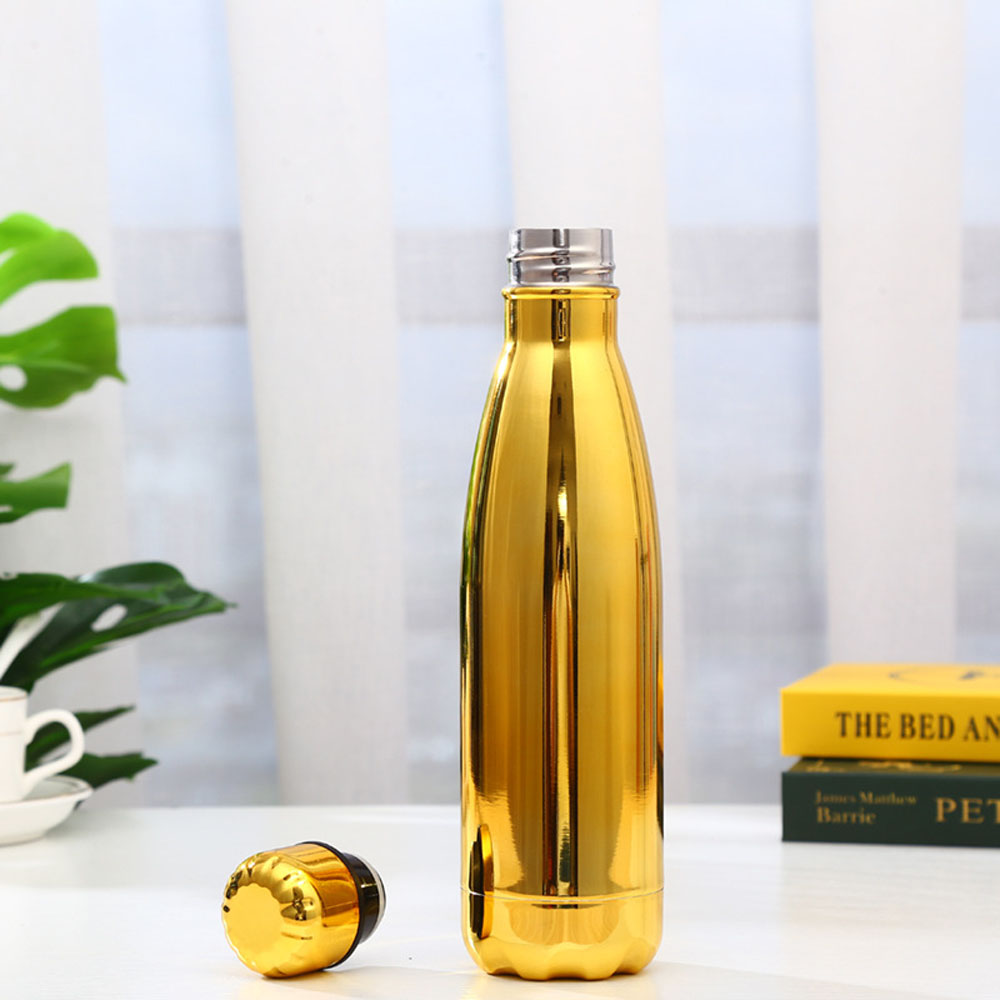 Hd332b55824634b4ab5e0aaa3b63f991cQ 2019 Newest Hot 500ML Water Bottle Vacuum Insulated Thermal Metal Sports Chilly Flask/warm cup