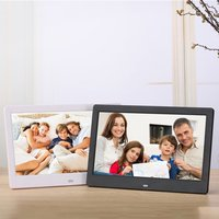 10.1 Inch Digital Photo Frame Remote Control Automatic Cycle Lcd Widescreen Hd Led Electronic Photo Album digital picture frame