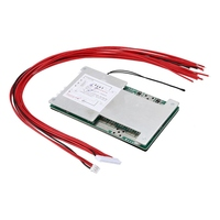 Placa de proteção bms da bateria do lítio 18650 do li íon da placa 16 s 60 v 40a da proteção do pwb com proteção da temperatura do equilíbrio|Acessórios para baterias|   -