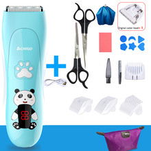 Children's Hair Clipper Ultra-quiet Rechargeable Electric Clipper Baby Trimmer For Hair Cutting Hair Clipper For Children clipper