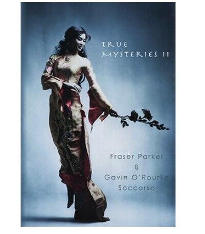 True Mysteries 2 By Fraser Parker -MAGIC TRICKS