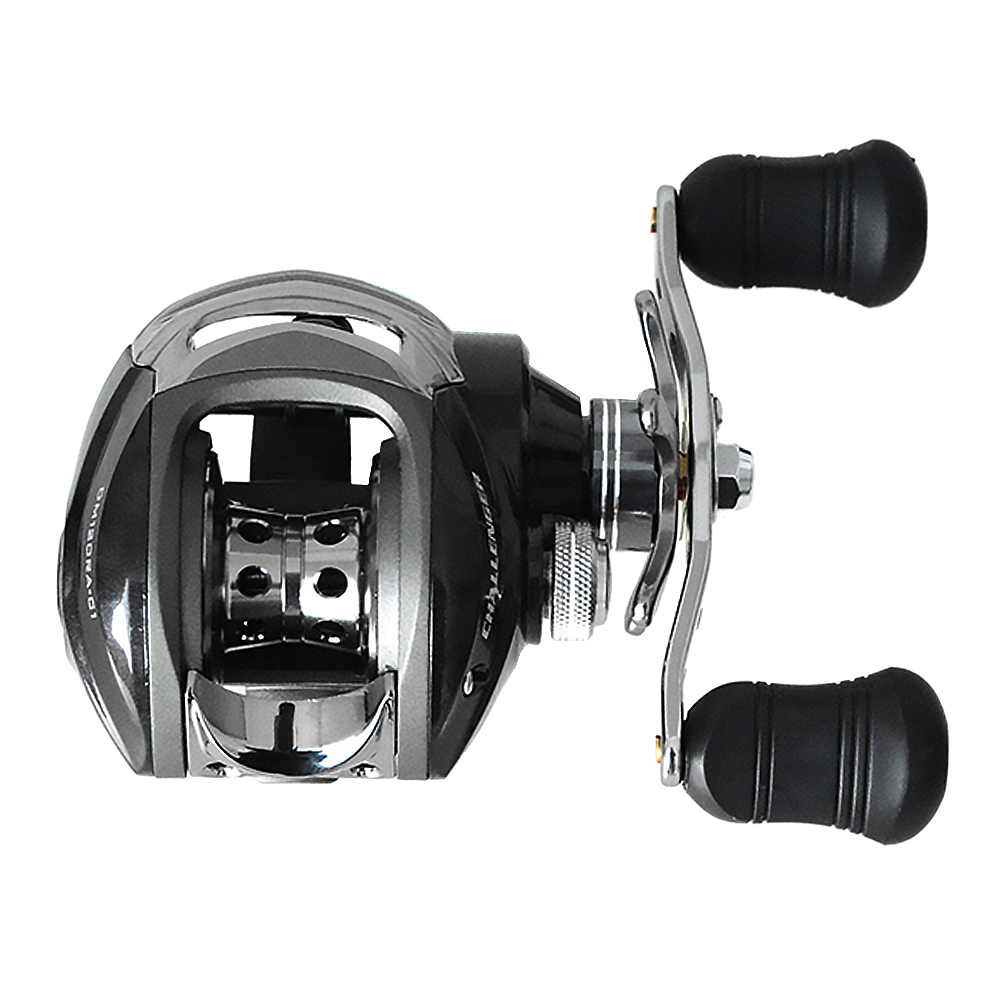 6.3:1 High Speed 7+1BB Fishing Reels Baitcasting Reel Bait Casting Carp Fishing Tackle Left/Right Hand Fishing Reel Wheels image