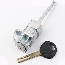 Automobile Anti-theft Auto Lock Left Door Lock Cylinder FOR B-MW X6 Replacement Lock Key Set With 1Key door cylinder biased lock 65 70 80 90 115mm cylinder ab key anti theft entrance brass door lock lengthened core extended keys