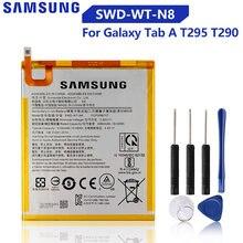 Samsung-SWD-WT-N8 de batería de repuesto Original para tableta Galaxy Tab A, T295, T290, 5100mAh