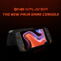One xplayer 8.4 Inch 11th Gen Video Game Console PC Switch For Cyberpunk PUBG Intel i7 1195G7 16G/1T Playstation Windows10 WiFi6 2