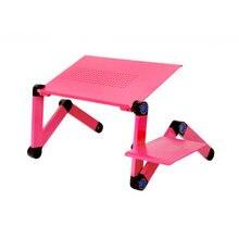 Стол для ноутбука Регулируемая Портативная подставка Подставка