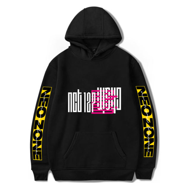 NCT 127 NEO ZONE THEMED HOODIE (28 VARIAN)