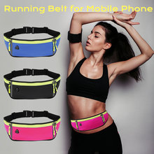 Running Sports Pockets Mobile Phone Bags Hidden Fitness Sports Bags Multi-functional Outdoor Equipment Waterproof And Ultra-thin
