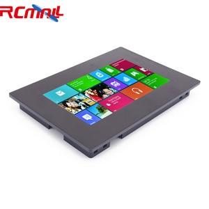 Image 1 - 7.0 inç Nextion geliştirilmiş rezistif NX8048K070_011R USART HMI LCD dokunmatik ekran modülü ekran w/muhafaza Arduino ahududu