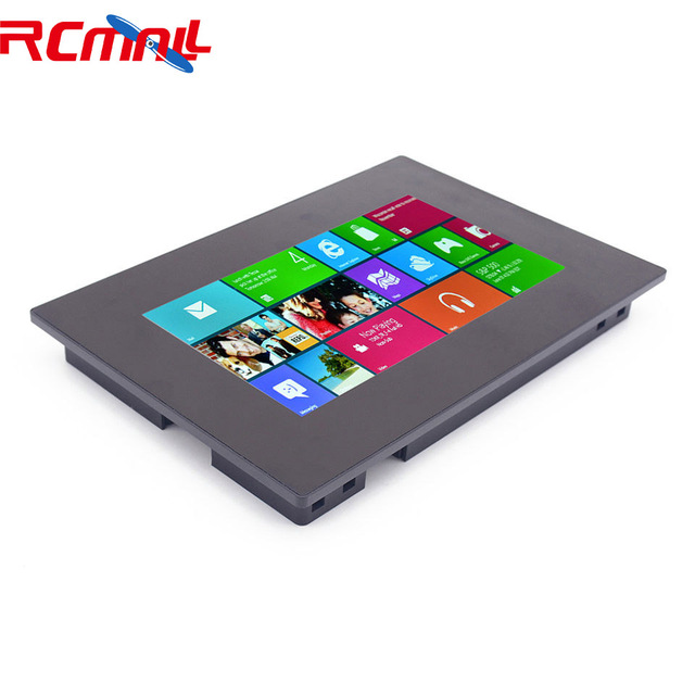 7.0 inç Nextion geliştirilmiş rezistif NX8048K070_011R USART HMI LCD dokunmatik ekran modülü ekran w/muhafaza Arduino ahududu
