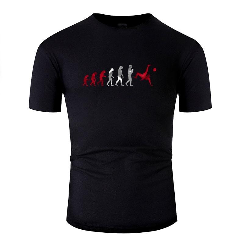 >Casual Evolution Soccer Football <font><b>Peru</b></font> Worldcup <font><b>2018</b></font> T Shirt For Men 2020 O-Neck Tshirt Female Big Size 3xl 4xl 5xl Tee Top