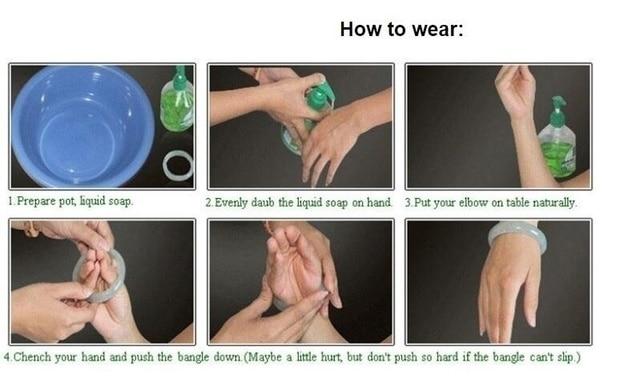 Bracelet Femme Jade