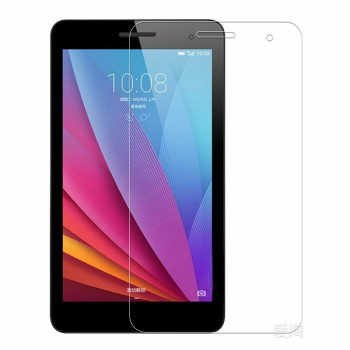 Clear Glossy Screen Protector Protective Film For Huawei Honor Play T1 T1-701U 7