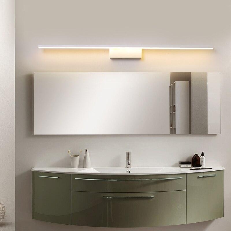 led espelho luzes para banheiro de cabeceira 02