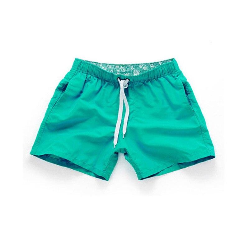 Men Swimwear Shorts Trunks Bathing Surfing Beach-Wear Summer New Sport Quick-Dry Men's