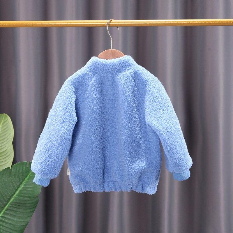 jaqueta de inverno infantil casaco algodao 04