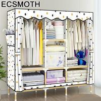 Armário de armário de móveis de quarto armário de armário armário de armazenamento de móveis