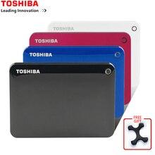 """Toshiba Canvio gelişmiş V9 USB 3.0 2.5 """"1TB 2TB 3TB 4TB HDD taşınabilir harici sabit disk disk diskli mobil 2.5 dizüstü bilgisayar için"""