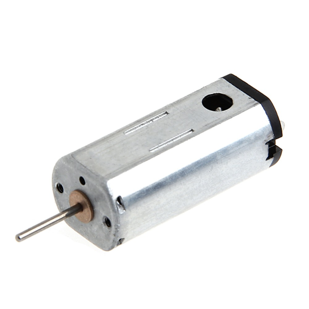 DC 3.7V 5V 6V 33000RPM High Speed Strong Magnetic Carbon Brush N30 Mini DC Motor