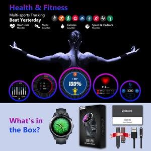 Image 5 - Zeblaze THOR 5 PRO Smart Watch 3GB RAM+32GB ROM 5.0MP Dual Cameras Fitness Activity Tracker Heart Rate Monitor 4G Smartwatch