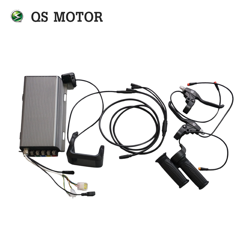 Sabvoton SVMC 72150 UKC TFT Version Controller Svmc Series  For 3000w Electric Bicycle Motor, With Bluetooth Adapter