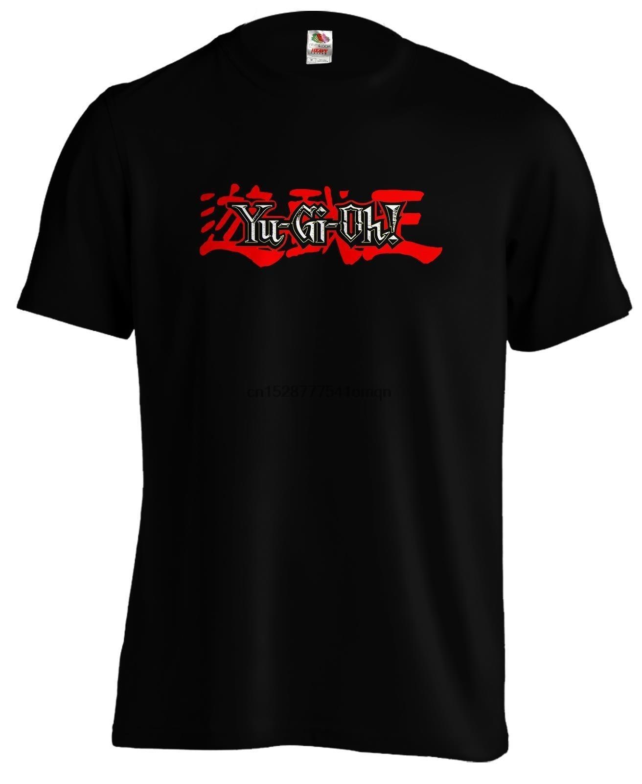Yugioh Logo Yu Gi Oh Karte Spiel Blau Augen Silber Drachen t-shirt T Neue T Shirts Lustige Tops T neue Unisex Lustige Tops