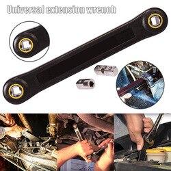 Uniwersalna kąt rozszerzenie klucz samochodowy narzędzia DIY dla samochód część zamienna części YU-Home