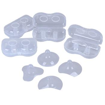 Silicone Nipple Protectors
