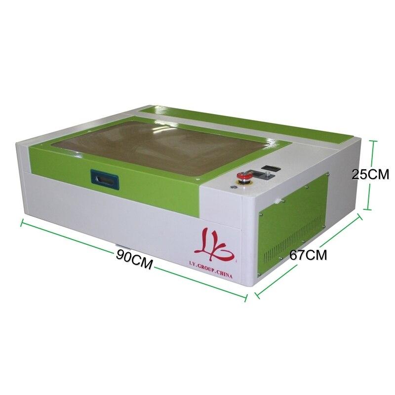 USB CO2 Laser Engraving Cutting Machine Laser Engraver 5030 40W For Wood Acrylic 110V/220V