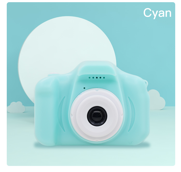 Hd33a6aa1883447879a83ce67f661ac246 TISHRIC Mini Digital Children's Camera 1080P Kids Educational Toys camera For Shooting Video For Children Baby Birthday/Gifts