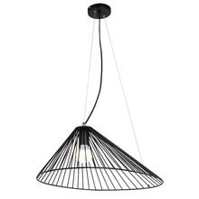 лучшая цена vertigo light Vertigo Suspension modern pendant lights Hat Hanging lamp Art Decor Bedroom straw lamps Black nordic shopping mall